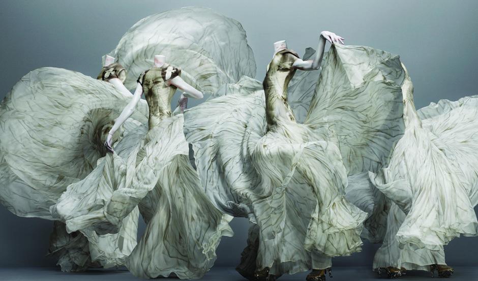 Sølve Sundsbø for Alexander McQueen