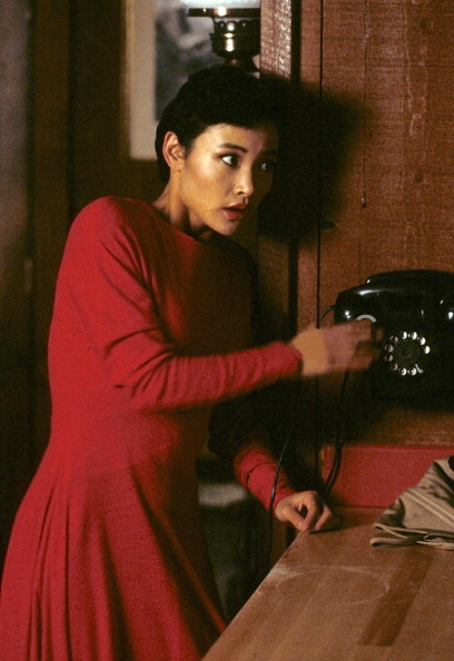 Joan Chen the sky