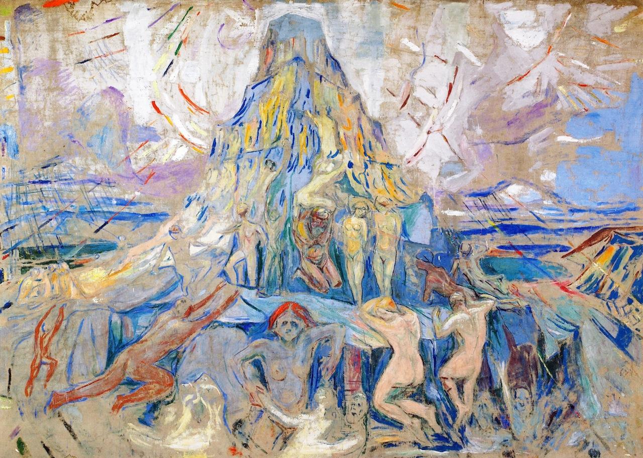 The Human Mountain: Towards the Light 1927–1929.